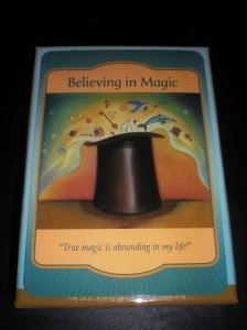 denis linn, oracle cards, magick in real life