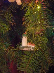 heceta head ornaments, florence oregon, oregon coast