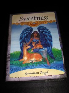 oracle cards, angel messages guardian angels, messages of sweetness
