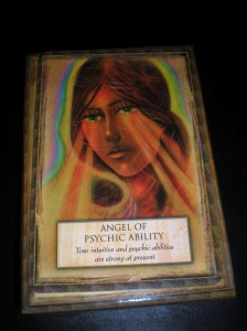 oracle cards, psychic healing, angels