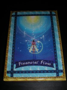 oracle cards, fairie messages, increased financial flow, manifesting abundance