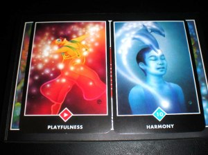 osho zen tarot, alternative tarot decks, actions and emotions