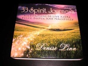 guided imagery, spirit journey, denise linn, meditation cds