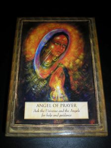 oracle cards, angel messages, prayer