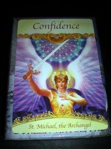 archangel cards, st michael,