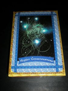 higher consciousness, oracle cards, healing with the fairies