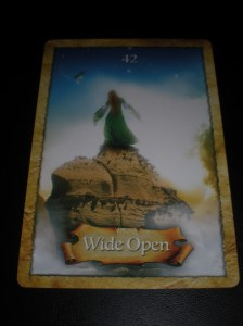 oracle cards, messages of personal power