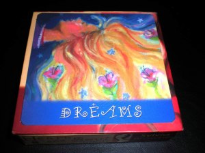 dream messages, oracle cards