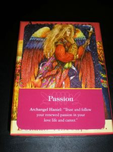archangel messages, oracle cards