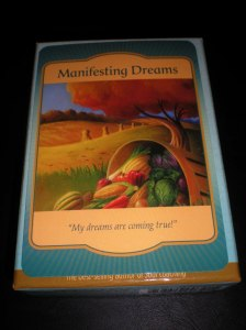 oracle cards, gateway messages, manifesting dreams