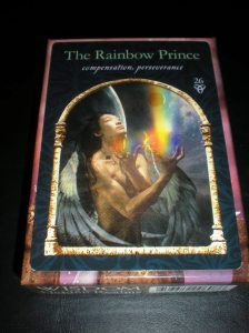 oracle cards, colette baron-reid, wisdom of the hidden realms