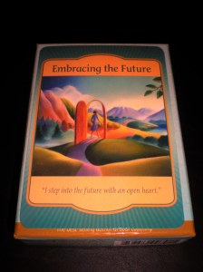 oracle cards, gateway messages, embracing the future, spring signs and oracles