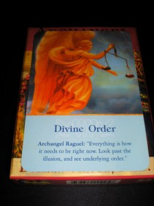 divine order, archangel messages, doreen virtue, win win, support