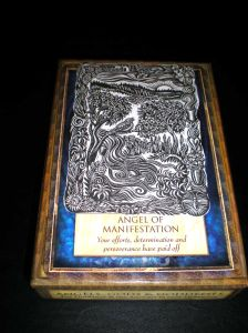oracle cards, angel messages, manifestations