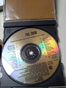 Paul Simon Negotiations and Love Songs 1971-1986
