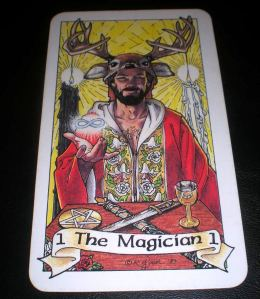 The Magician  ~  1