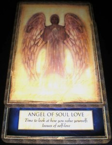 angel messages, soul love