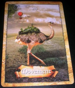 oracle cards, colette baron-reid, movement,