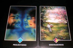 alternative tarot decks, osho zen