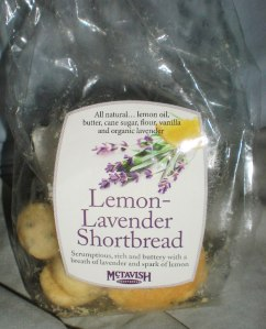 Shortbread hasn't been one of my go-to choices in the past.  But THIS was beyond wonderful.