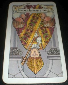 The Hierophant  ~  5