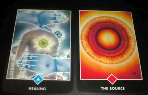 """Healing""  and ""The Source"""