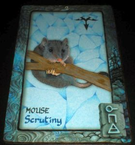 mouse scrutiny