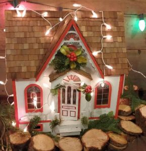 solstice mini house