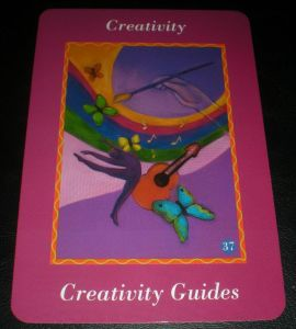 guides of creativity