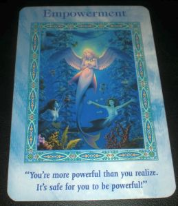 magical mermaid messages