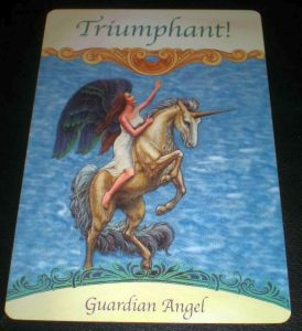 guardian angel messages