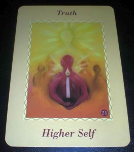 higher self messages