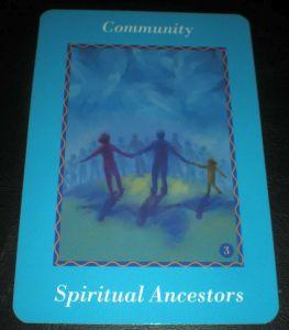 spiritual ancestors
