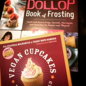 cupcakes and frosting