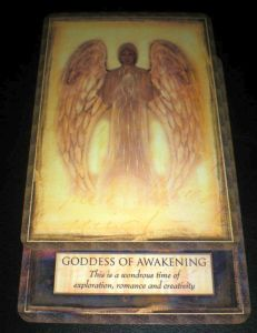 goddess messages