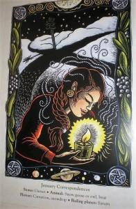 witches almanac