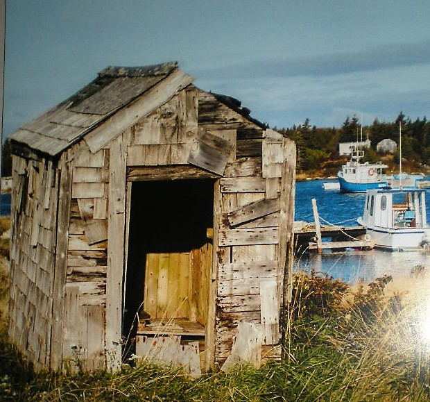 harbour outhouse